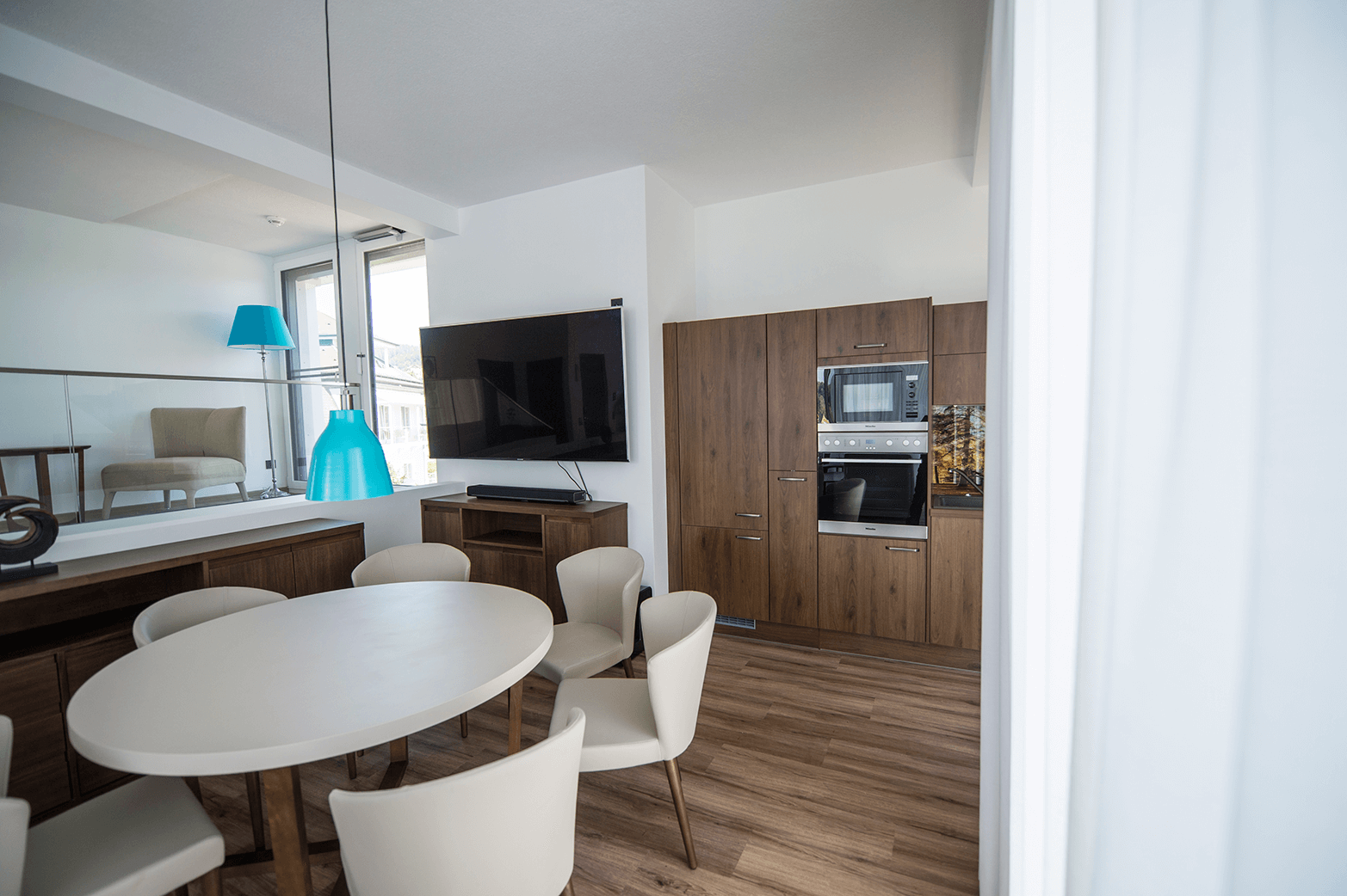 Essecke_Penthouse_Boutiquehotel_Wörthersee