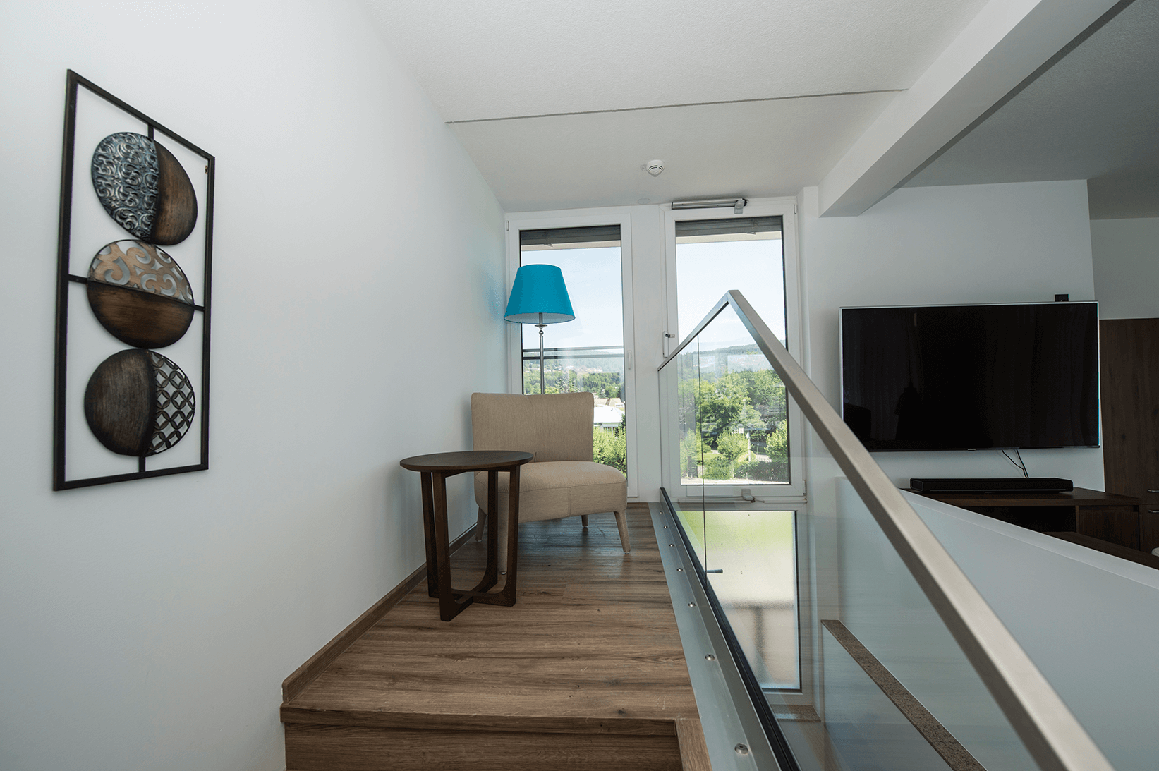 Leseecke_Penthouse_Boutiquehotel_Wörthersee